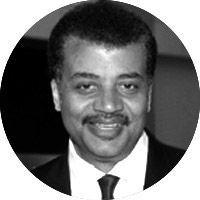 Portrait: Neil DeGrasse Tyson