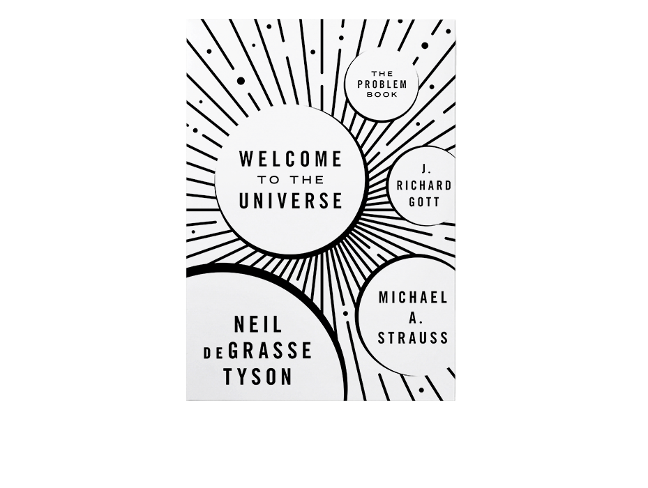 Book: Welcome to the Universe Problem Book